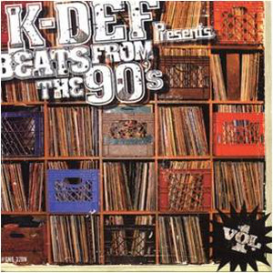 K-Def- Beats From The 90's